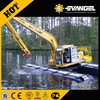 New hydraulic excavator swamp excavator marsh buggy for sale