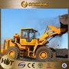 5 ton capacity mining wheel loader FOTON FL956F shovel loader