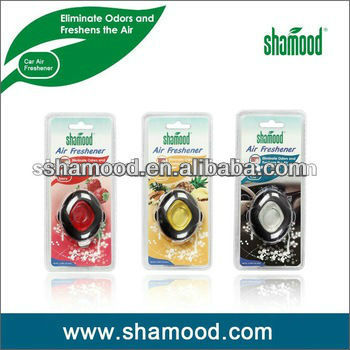 Shamood Manufacturer Car Air Freshener Perfume