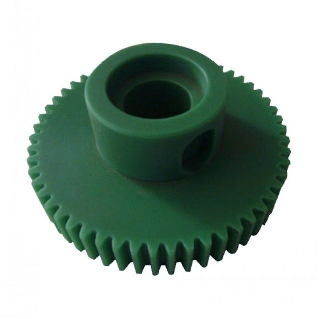 High Quality China factory paper machine plastic helical gear