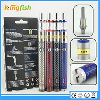 New variable voltage ecig airflow control ego zipper case with factory price