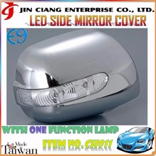 Body Kit LED DOOR SIDE REAR VIEW MIRROR COVER FOR TOYOTA NNP10 PORTE