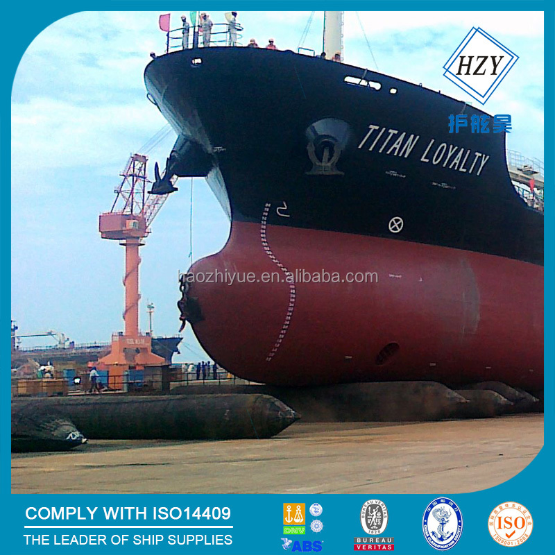 Marine salvage lifting bags / boat lift air bags