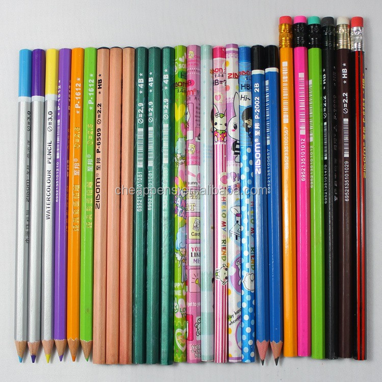 disney audited factory wooden drawing pencil