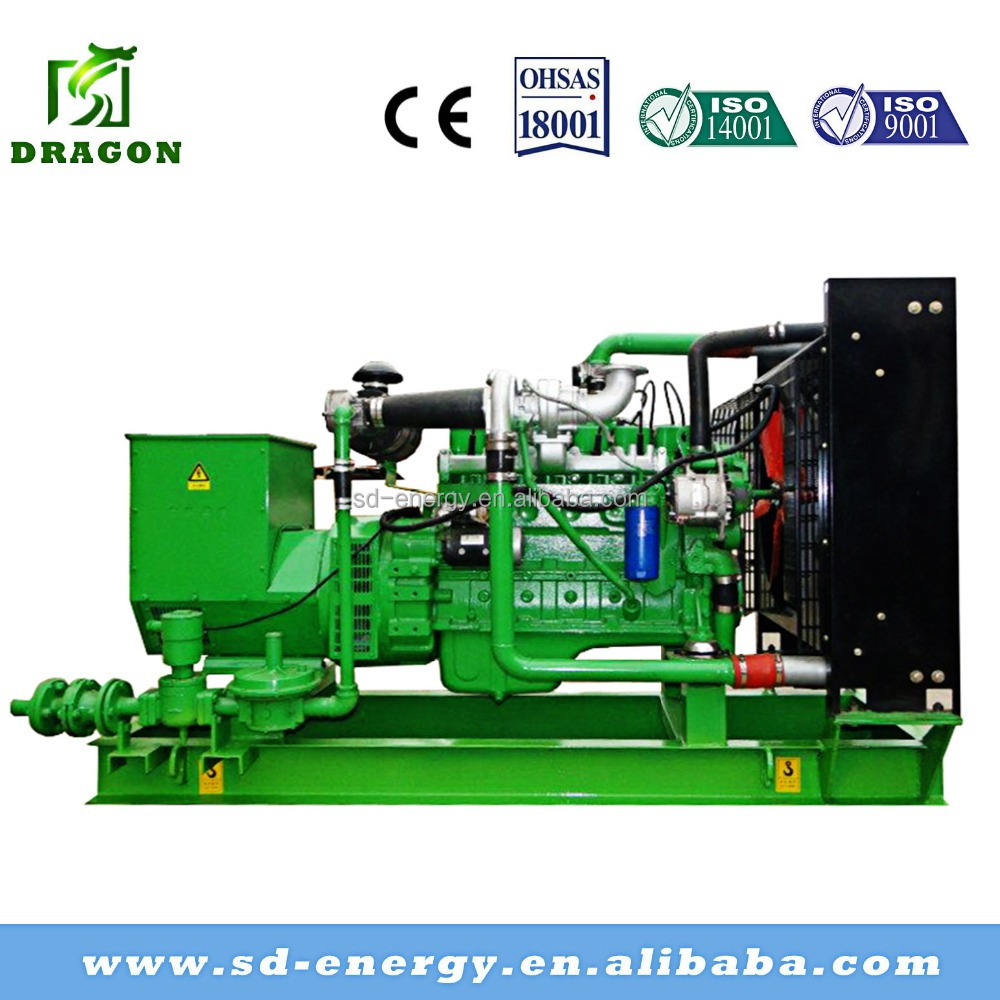 Promotion 200 kw Natural Gas Turbine Engine Generators Prices