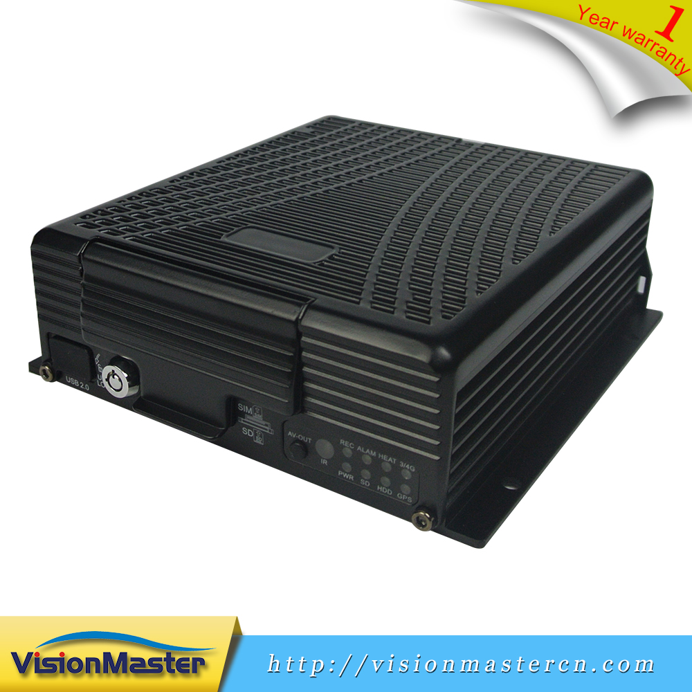 wide voltage car video recorder for vehicle monitoring system