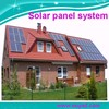 2015 new products 5kw home solar panel kit with mppt charger China supplier
