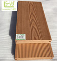 eco-friendly embossment wpc decking solid flooring