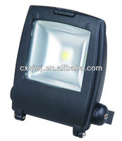 LED flood lighting 10W slim model outdoor used led projector