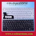 Hot sell Russian keyboard for Asus UX21A black color