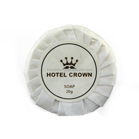 20G OEM Disposable Hotel Use Natural Herbal Bath Soap Wholesale