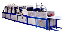 paper edge protector production line