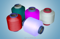 spandex traditional covered yarn, spandex single covered ployester or nylon yarn