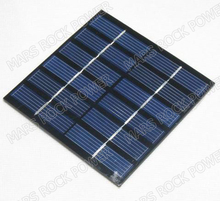 4.2W 350mA 12V 200*130mm Epoxy Resin Mini Poly Solar Panel for Toy, Garden Light, Charger