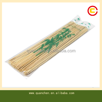 High quality round bbq natural craft thin bamboo stick for Where to buy bamboo sticks for crafts
