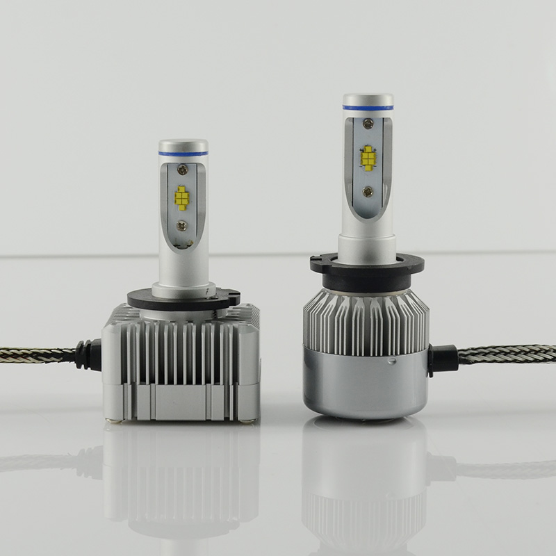 the same size as hid D1s d3s auto led headlights conversion kits