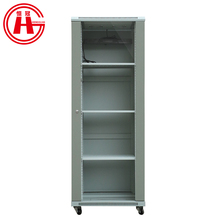 High precision waterproof 37U telecom network cabinet floor standing server rack