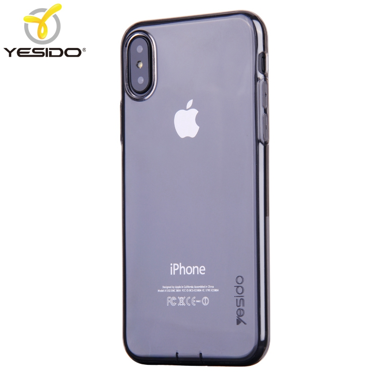 Top quality 360 transparent soft plastic mobile covers+thin clear cover phone case+for iphone x case transparent tpu