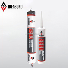 300ml plastic cartridges 8800 Neutral Super Weatherproof Silicone Sealant By IDEABOND