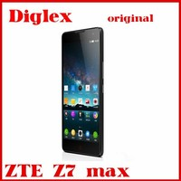 ZTE Z7 MAX Smart phone Android 4.4 5.5inch 2GB/32GB 4G LTE Play store OTG NFC 1920*1080p Mobile Phone With Factory Price