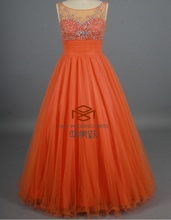 New Summer Long Bridesmaid Formal Gown Ball Party Cocktail Evening Crystal Prom Dress