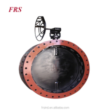 "Ductile Iron/Cast Iron 2"" Inch Flange Butterfly Valve DN50"