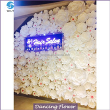 Artificial Rose paper flower wall For Wedding Decoration (AF-75)