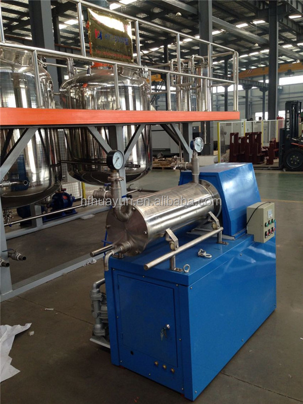 complete painting machinery, automatic latex paint production line
