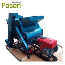 Good performance castor seed shelling machine price / castor seed peeling machine / castor bean husker