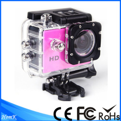 Waterpoof Full HD 1080p 720p Go pro Similar WiFi Action Camera