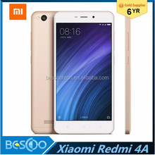 "Original Xiaomi Redmi 4A Redmi4A Snapdragon 425 Quad Core 2G RAM 16GB ROM FDD LTE 4G 5.0 "" 13.0MP 1280x720px MIUI 8 Mobile Phone"