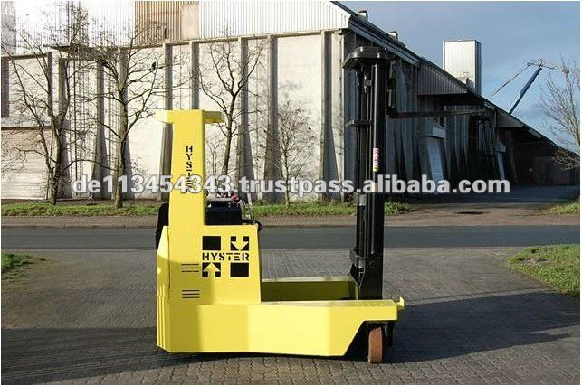 RM2.0 EL4325 Hyster Four-way Diesel Fork Lift Truck