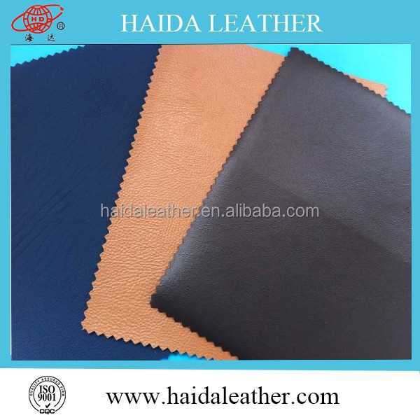 Elephant Skin Pattern Synthetic PVC Jiangyin leather for handbag stock