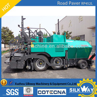 Cheapest Price XCMG 2-4.5m working width multi-function asphalt concrete paver RP452L