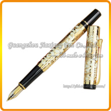 JHR-C5000 jin-hao chinese style metal fountain executive ink pen kits set