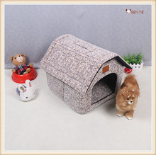 Korean Dog Bed Teddy Bichon Frise Dog Cat Bed Dog House For Sale