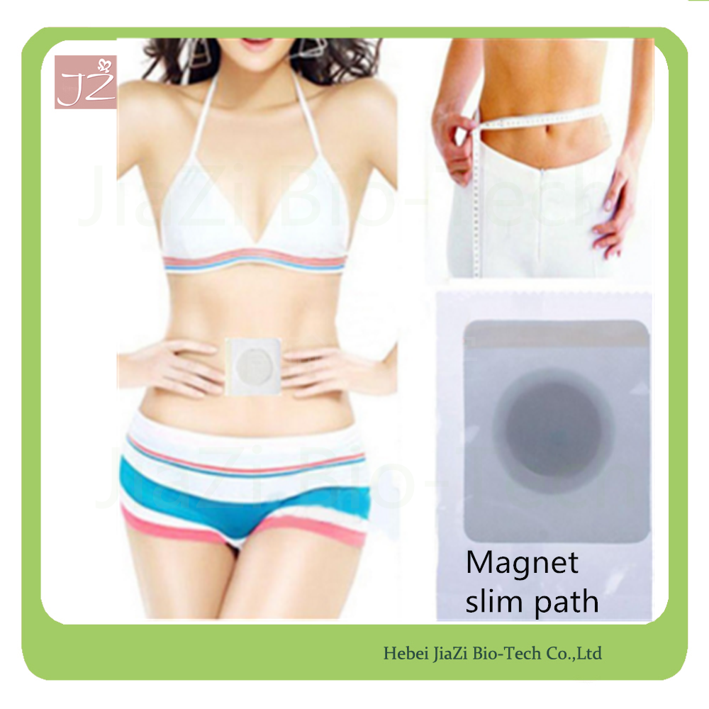 100% natural and Chinese Herball slim patches effective weight loss patches Magnet slimming detox patch as seen
