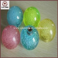 Colored Solid Plastic Acrylic Bubble Lighting Ball