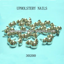 Upholstery Nail Furniture Tack Studs Nickel Plated