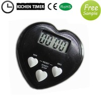 led countdown timer display battery powered