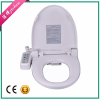 soft and slow close new fashion fancy automatic warm bidet toilet seat lid cover