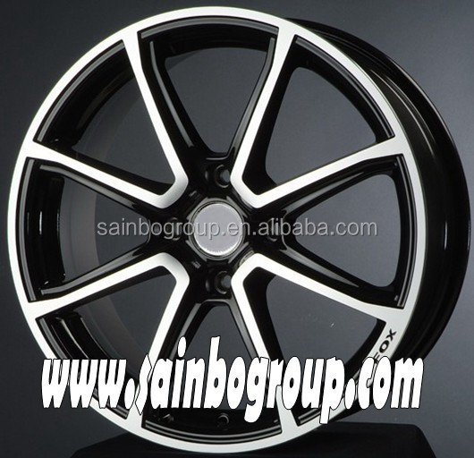 Hot selling alloy wheel rims for car