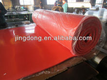 Red Natural Rubber Sheet/Pure Gum Rubber Sheet/NR Rubber Sheet
