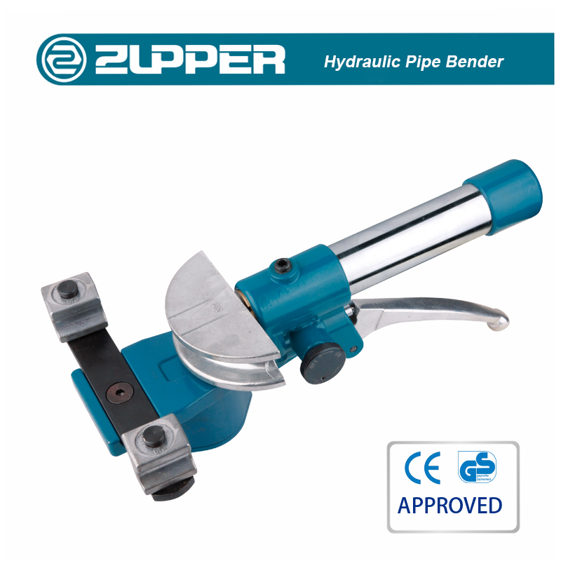 ZUPPER TB-22 tube bender manual steel pipe bending tool manually