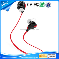 Alibaba express in electronics original design QCY/QY7 sport bluetooth headset