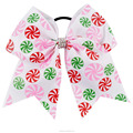 Wholesale Colorful Cute Cheer Bows With Elastic For Girls BH2042-X