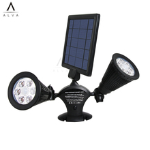 Outside yard path street light waterproof solar charge IP44 led garden light