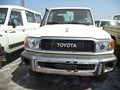 NEW TOYOTA HZJ79 LAND CRUISER PICKUP SINGLE CAB 4.2L DIESEL M/T 30 ANV EDITION - 2015