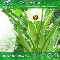 100% Natural Okra Powder, Okra Powder Extract, Natural Okra Powder