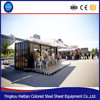 Long life used prefab modular house container coffee shop mobile smart home, shipping container homes for sale